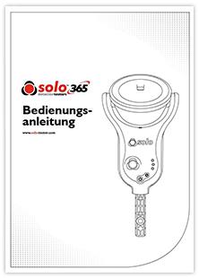 German Solo 365 User Manual